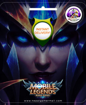 Mobile Legends Diamond TOPUP in Nepal
