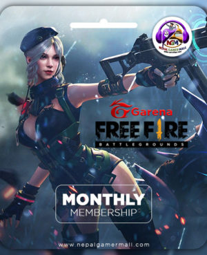 Freefire Diamond TOPUP Nepal