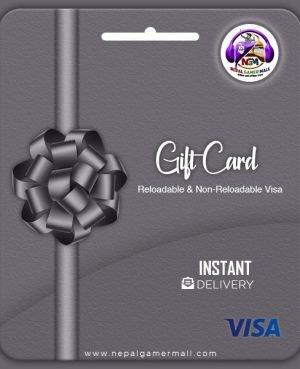 Visa card in nepal