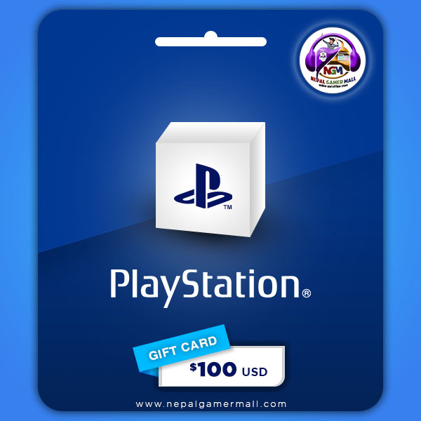 Play Station Gift Card (US) In Nepal