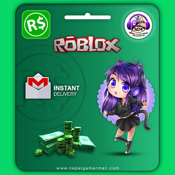 Buy Roblox Robux In Nepal