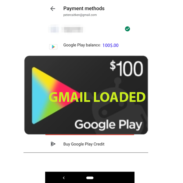 Gmail Loaded Gift Card Nepal